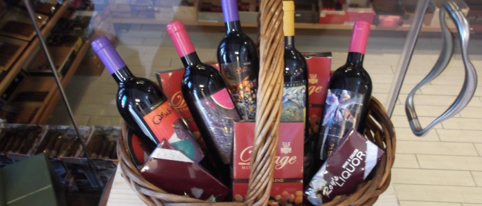 summerlin holiday gift baskets
