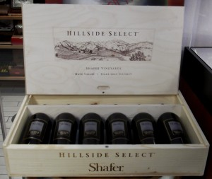 case shafer hillside select 2010 las vegas